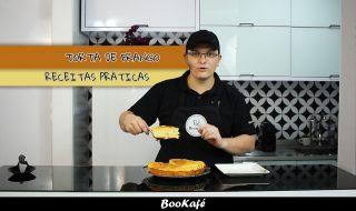 Receitas práticas BooKafé – Torta de frango