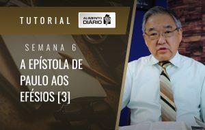 Alimento Diário A ideia central das epistolas de Paulo – Mensagem 6 – Tutorial