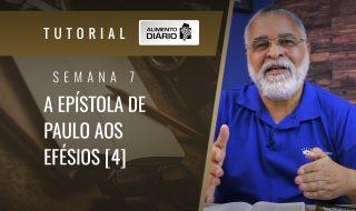 Alimento Diário A ideia central das epistolas de Paulo – Mensagem 7 – Tutorial