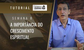 Alimento Diário A ideia central das epistolas de Paulo – Mensagem 8 – Tutorial