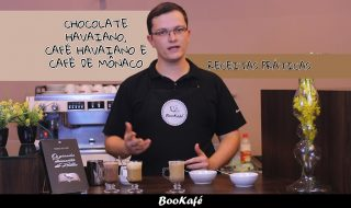 Receitas práticas BooKafé – Chocolate Havaiano, Café havaiano e Café de Mônaco