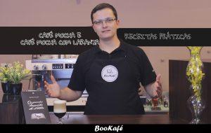 Receitas práticas BooKafé – Café Mocha e Café Mocha com Laranja