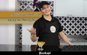 Receitas práticas BooKafé – Mousse de Maracujá