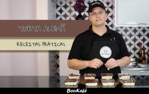 Receitas práticas BooKafé – Torta Alemã