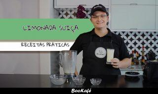 Receitas práticas BooKafé – Limonada Suiça