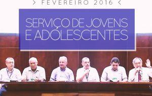 Palestra: Serviço de jovens e adolescentes – Cooperadores