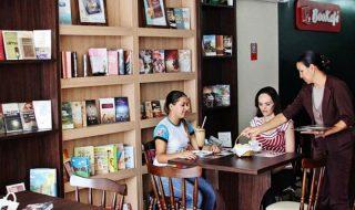 Bookafé no Centro de Mossoró