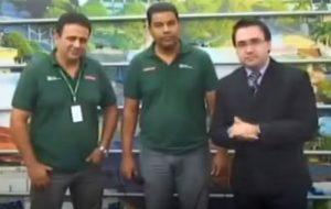 Rede SBT faz entrevista no CEAPE em Sorriso – MT