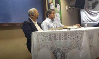 Irmão Dong Yu Lan participa da reunião de colportores em Belo Horizonte