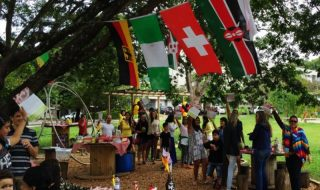 BooKafé da Árvore integra comunidade de Brasília