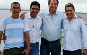 Visita às igrejas no Pará