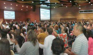 Conferência em Medellín, Colômbia