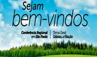 Transmissão da conferência em São Paulo – AO VIVO