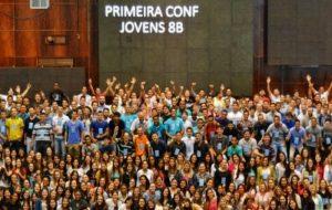 Mensagens ministradas na 1ª Conferência de Jovens da Região 8B, na EAV, nos dia 11 e 12/04/15
