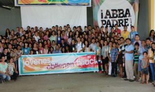 Conferência de jovens no Equador