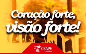 Ceape Castanhal – Coração forte, visão forte!