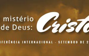 Abertura conferência Internacional Set/15