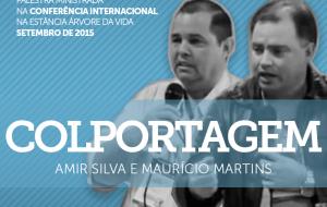 Fórum de experiências Colportagem – Amir Silva e Maurício Martins