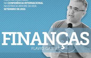 Palestra Finanças pessoais – Flávio Gaspar