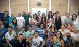 Equipe de Uberaba visita Cape em Colina