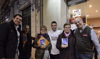 BooKafé Comunidade oferece jantar de natal para moradores de rua em Barcelona – Es