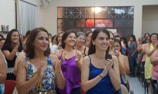 Sucesso no Evento no Dia Internacional da Mulher no BooKafé Nhandeara