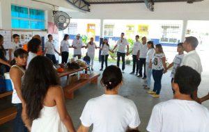 Rica experiência do BooKafé Comunidade de Boa Vista- RR