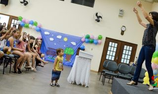 Igreja em Bauru promove festa para as crianças