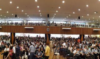 Convite para a Conferência Regional em São Paulo com o irmão Dong Yu Lan – 01 e 02/04/17