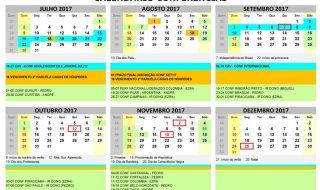 Calendário de Conferências – LINKS sempre atualizados
