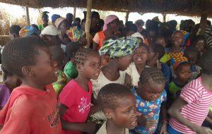 Projeto Arca: Conferência em Búzua – Moçambique