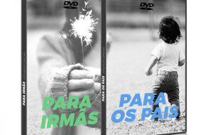 DVD's Para Pais e Para as Irmãs + Box Especial