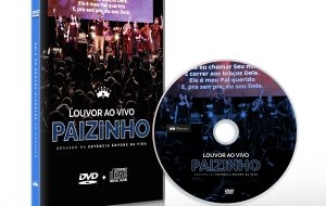 DVD – PAIZINHO AO VIVO (COMBO)