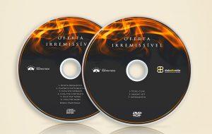 Box Oferta Irremissível (CD + DVD)