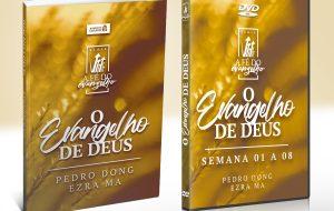 DVD Alimento Diário A Fé do Evangelho – Vol. 1
