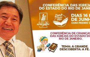 Conferência Regional no Rio de Janeiro