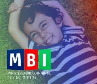 [Online] Curso Ministério Bíblico Infantil