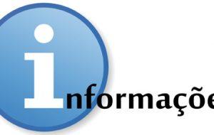 Conf Set/18 – Informações para os Participantes
