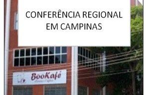 Convite para a Conferência em Campinas – 23 e 24 de fevereiro de 2019