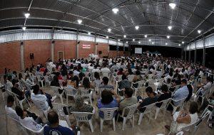 Conferência em Castanhal-PA