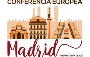 Conferência Europeia em Madrid – Espanha