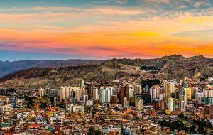 Conferencia en La Paz