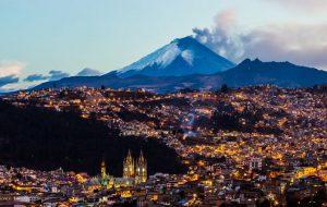 Conferência em Santo Domingo-EQUADOR