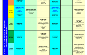 Conf Fev/20 – Grade de Programação Atualizada (20/02/20)