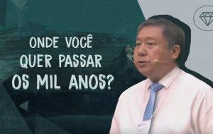 Onde quer passar os mil anos? – Pedro Dong
