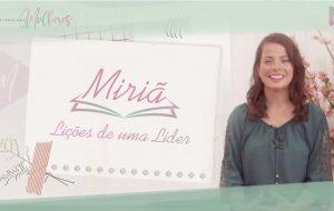 Episódio 5  #MIRIA – lições de uma líder | Mulheres da Bíblia – Suas histórias e legados | #MDM