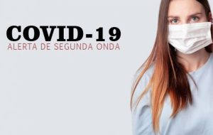 COVID-19 – ALERTA DE SEGUNDA ONDA