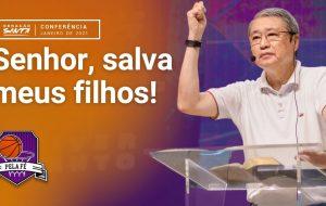 GERAÇÃO SANTA | Palestra para os pais | Senhor, salva meus filhos | Miguel Ma