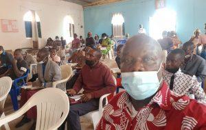 Missão na região leste de Angola – Julho 2021