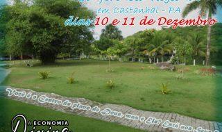 Convite Conferência Regional do Cone Norte em Castanhal-PA com o irmão Pedro Dong